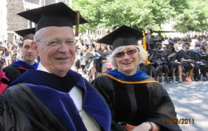 one of the CCNY graduations